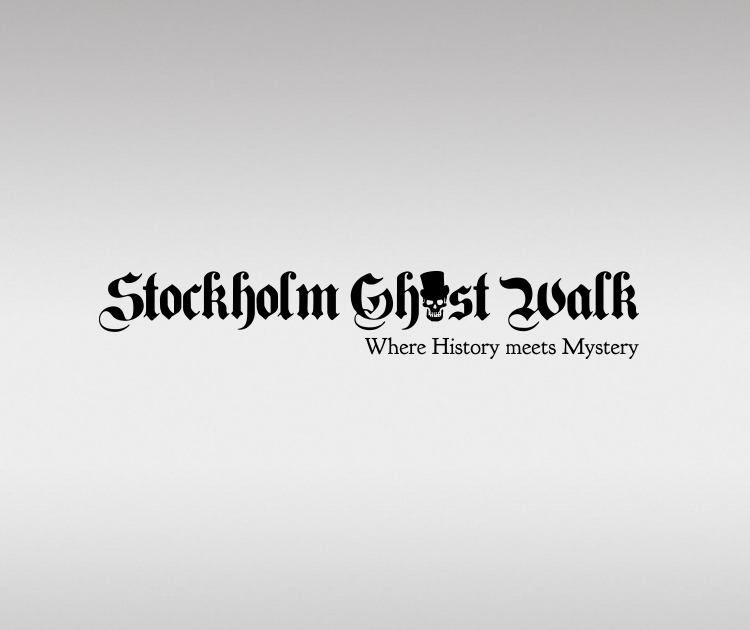 Stockholm Ghost Walk Logotyp