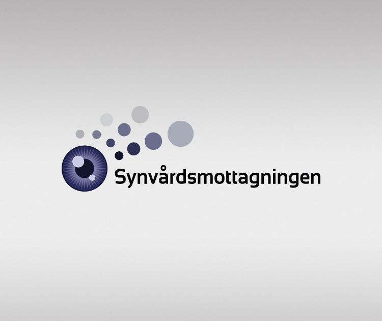 Synvårdsmottagningen i Täby Logotyp