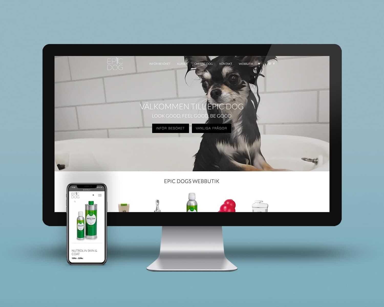 Epic Dog Hundsalong E-butik